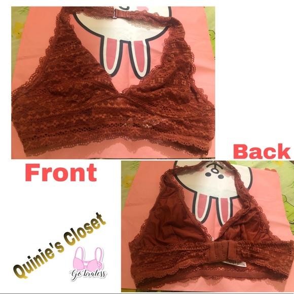 PINK Victoria's Secret Other - 🧜🏾♀️PINK VS🧜🏾♀️Brown Orange Bralette